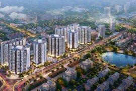 Cần bán căn hộ chung cư 2 phòng ngủ tại Le Grand Jardin Sài Đồng, Sài Đồng, Quận Long Biên, Hà Nội