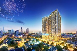 Cần bán căn hộ 2 phòng ngủ tại The Grand Manhattan, Cô Giang, Quận 1, Hồ Chí Minh