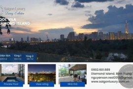Cần bán villa 5 phòng ngủ tại Diamond Island, Bình Trưng Tây, Quận 2, Hồ Chí Minh