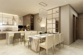 Cần bán căn hộ chung cư 3 phòng ngủ tại Sunwah Pearl, Quận 1, Hồ Chí Minh