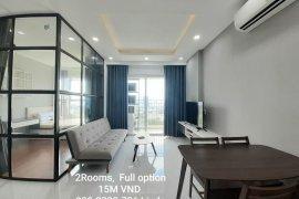 Cho thuê căn hộ chung cư 2 phòng ngủ tại Phước Kiểng, Huyện Nhà Bè, Hồ Chí Minh