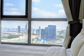 Cho thuê căn hộ chung cư 1 phòng ngủ tại Vinhomes Central Park, Hồ Chí Minh