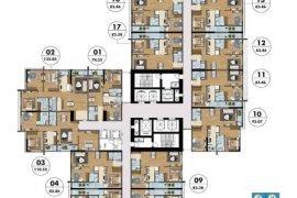 Cần bán căn hộ 3 phòng ngủ tại Goldmark City, Phú Diễn, Từ Liêm, Hà Nội