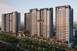 Cần bán căn hộ chung cư 2 phòng ngủ tại Celesta Rise, Huyện Nhà Bè, Hồ Chí Minh