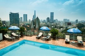 Cho thuê căn hộ dịch vụ 2 phòng ngủ tại DIAMOND PLAZA, Bến Nghé, Quận 1, Hồ Chí Minh