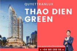 Cần bán căn hộ chung cư 3 phòng ngủ tại Thao Dien Green, Thảo Điền, Quận 2, Hồ Chí Minh