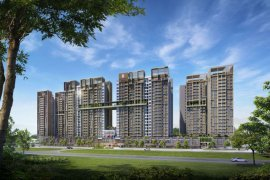 Cần bán căn hộ chung cư 1 phòng ngủ tại Celesta Heights, Huyện Nhà Bè, Hồ Chí Minh