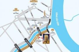 Cần bán căn hộ 3 phòng ngủ tại Icon 56, Quận 4, Hồ Chí Minh