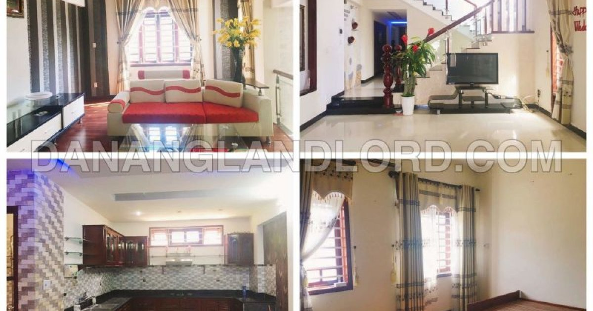 3 bed townhouse for rent in m an ngu hanh son district