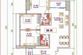 Cần bán căn hộ 3 phòng ngủ tại Bà Rịa - Vũng Tàu
