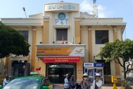 Cho thuê căn hộ 1 phòng ngủ  tại Hồ Chí Minh