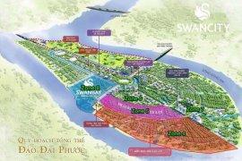 Cần bán shophouse 6 phòng ngủ tại SwanBay, Đại Phước, Nhơn Trạch, Đồng Nai