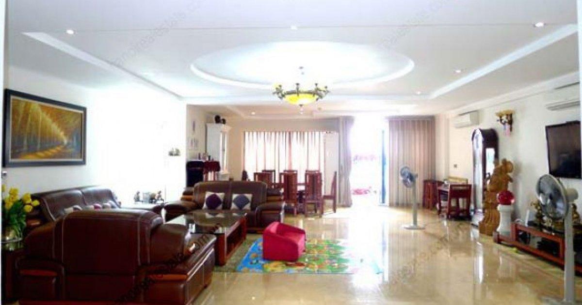 4 bedroom condo for rent in ha noi