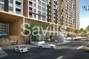Cần bán căn hộ 2 phòng ngủ tại De la sol, Quận 4, Hồ Chí Minh