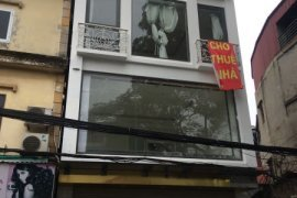 Cho thuê nhà phố 4 phòng ngủ tại Lê Đại Hành, Quận Hai Bà Trưng, Hà Nội