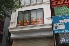 Cho thuê nhà phố 7 phòng ngủ tại Nam Đồng, Quận Đống Đa, Hà Nội