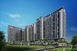 Cần bán căn hộ chung cư 2 phòng ngủ tại Thạnh Mỹ Lợi, Quận 2, Hồ Chí Minh