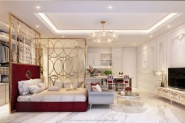 Cần bán căn hộ 2 phòng ngủ tại Diamond Lotus, Hồ Chí Minh