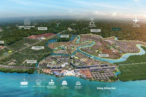Cần bán nhà phố 3 phòng ngủ tại Aqua City, Long Thành, Đồng Nai
