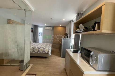 Cho thuê căn hộ dịch vụ 1 phòng ngủ tại Phường 12, Quận 4, Hồ Chí Minh