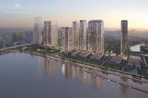 Cần bán căn hộ 1 phòng ngủ tại Grand Marina Saigon, Bến Nghé, Quận 1, Hồ Chí Minh