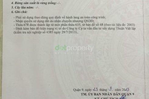 Cần bán nhà đất thương mại  tại Phước Long B, Quận 9, Hồ Chí Minh