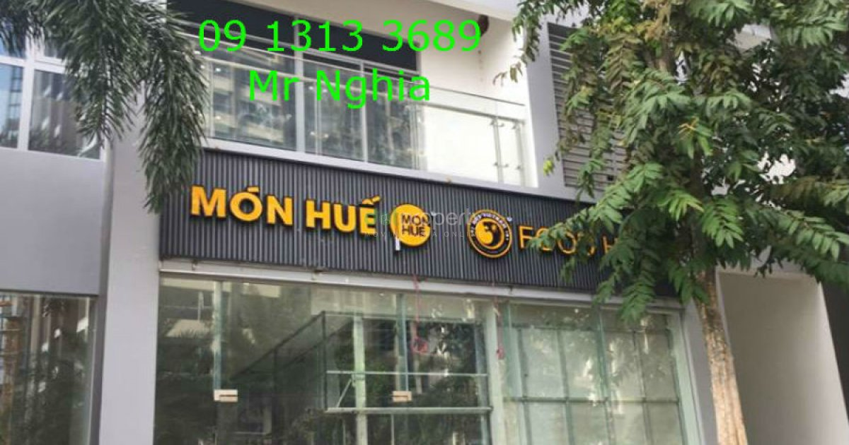 Shophouse For Renting At The Botanica Tan Binh Disict. 📌 Retail Space For  Rent In Ho Chi Minh | Dot Property