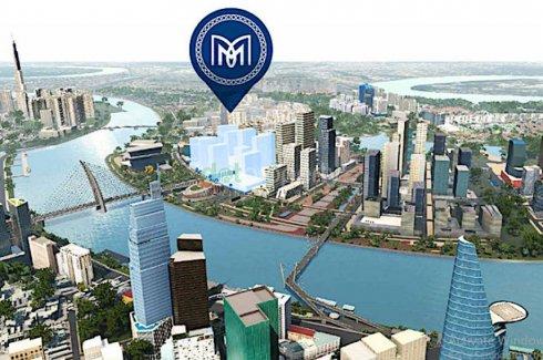 Cần bán căn hộ 2 phòng ngủ tại Thủ Thiêm, Quận 2, Hồ Chí Minh