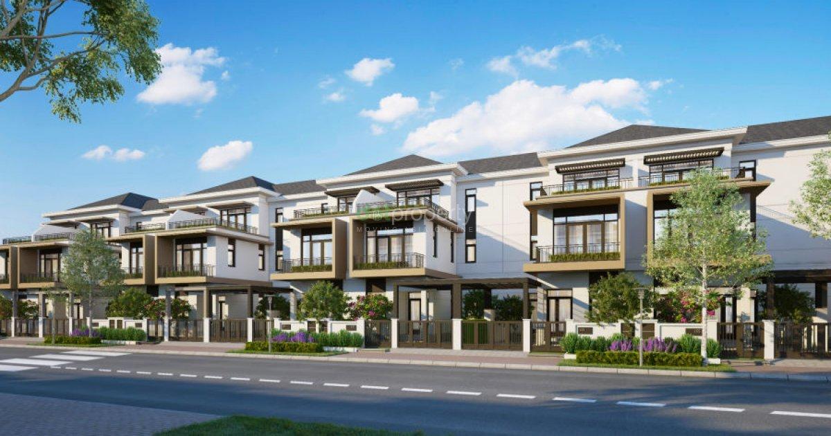 Nhà phố Townhouse Aqua City - 8x20 - 261m2 📌 Cần bán nhà phố tại ...