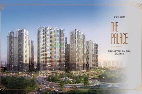 Cần bán căn hộ chung cư 3 phòng ngủ tại Palace Residence, Quận 2, Hồ Chí Minh