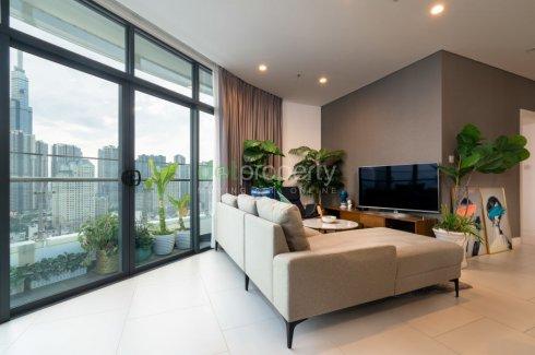 Cho thuê căn hộ 2 phòng ngủ tại City Garden, Phường 21, Quận Bình Thạnh, Hồ Chí Minh